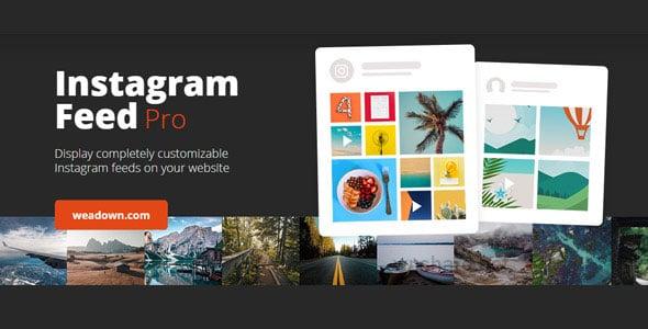 Instagram Feed Pro 5.12.5  – Instagram Feeds WordPress Plugin