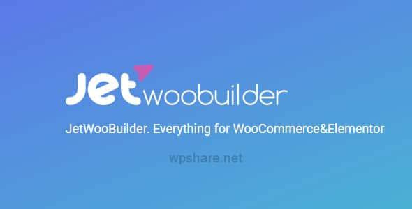 JetWooBuilder 1.10.5 – Plugin for Elementor