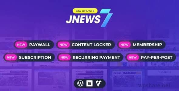 JNews 8.0.2 – WordPress Newspaper Magazine Blog Theme