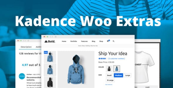 Kadence Woo Extras 1.6.19 – Ultimate WooCommerce Extension