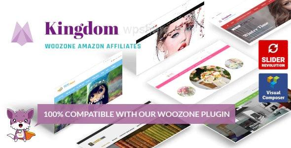 Kingdom v3.9.2 – WooCommerce Amazon Affiliates Theme