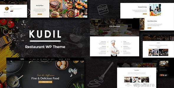 Kudil 2.1 – Restaurant & Food Delivery