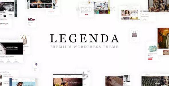 Legenda 4.3.2 – Responsive Multi-Purpose WordPress Theme