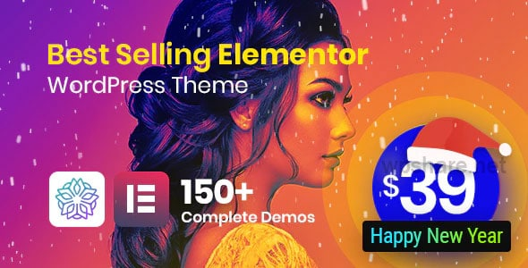 Phlox Pro 5.5.7 – Elementor MultiPurpose WordPress Theme