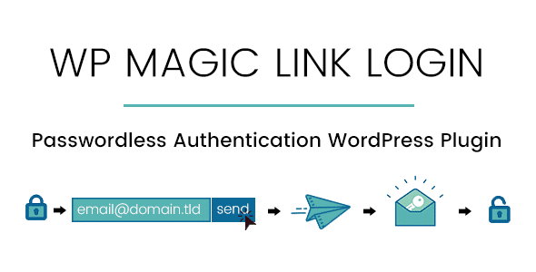 WP Magic Link Login – Passwordless Authentication WordPress Plugin v1.5.7