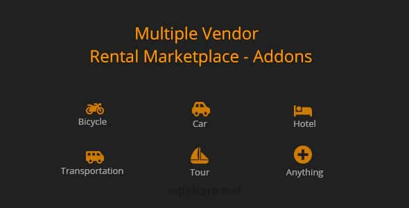 Multiple Vendor for Rental Marketplace in WooCommerce 1.0.0