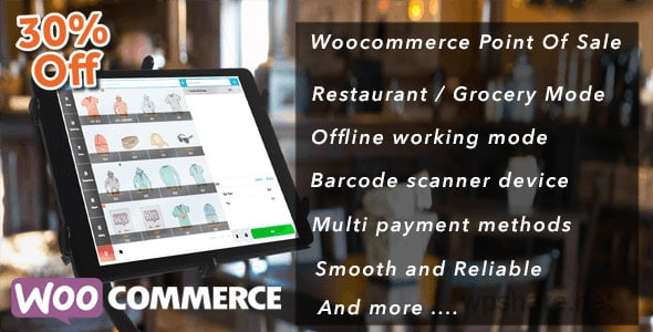 Openpos 4.7.1 – WooCommerce Point Of Sale (POS)