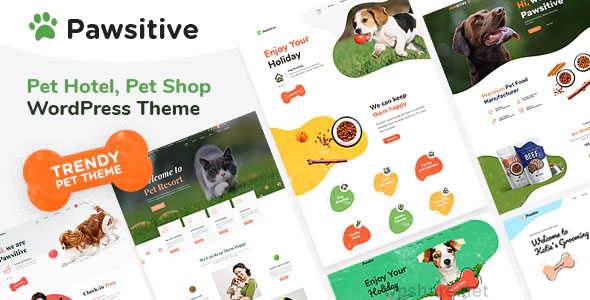 Pawsitive 1.1.0 – Pet Care & Pet Shop