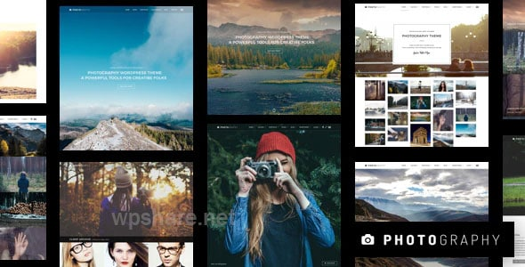 Photography WordPress v6.9.8
