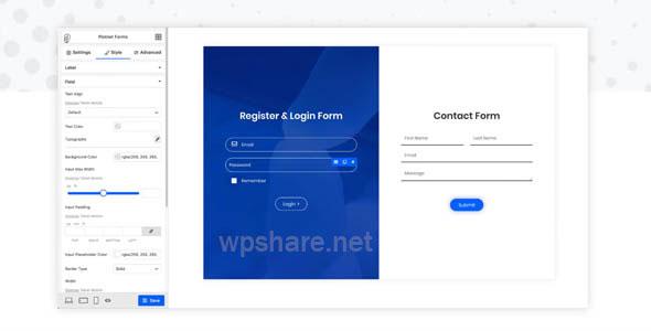 Piotnet Forms Pro 1.0.64 – WordPress Form Builder