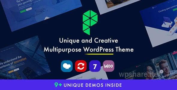 Prelude 1.7 – Creative Multipurpose WordPress Theme