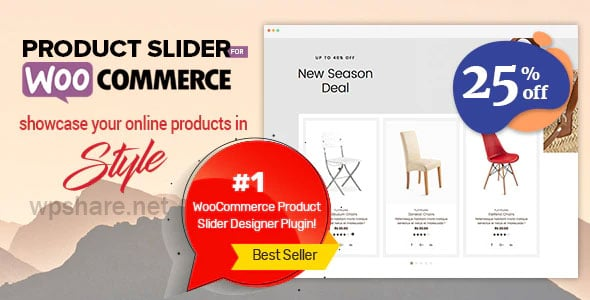 Product Slider For WooCommerce 3.0.4 – Woo Extension to Showcase Products