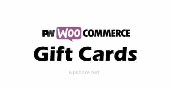 PW WooCommerce Gift Cards v1.332