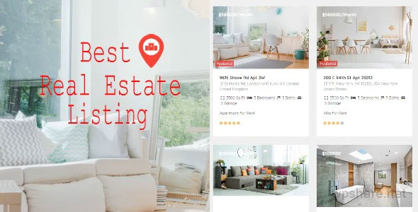 Real Estate Pro 1.9.2 – WordPress Plugin