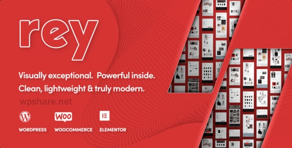 Rey 2.0.4 – Fashion & Clothing, Furniture WordPress Theme