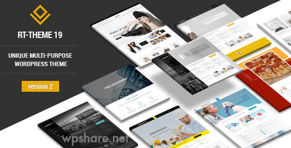 RT-Theme 19 v2.9.7 Multi-Purpose WordPress Theme