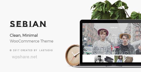 Sebian 1.1.1 – Multi-purpose WordPress WooCommerce Theme