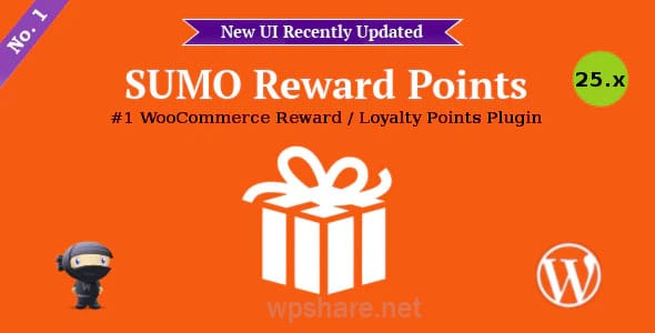 SUMO Reward Points – WooCommerce Reward System v25.9