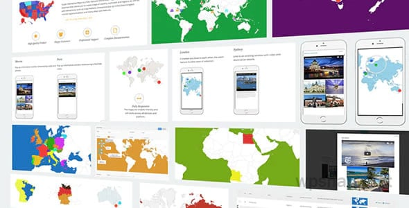 Super Interactive Maps for WordPress v2.1