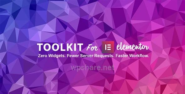 ToolKit For Elementor v1.2.2