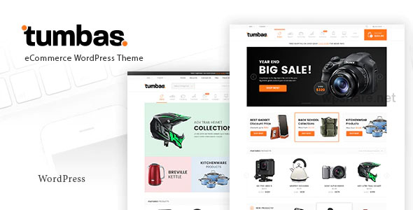 Tumbas 1.24 – Responsive Woocommerce WordPress Theme