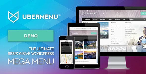 UberMenu 3.7.4 – WordPress Mega Menu Plugin