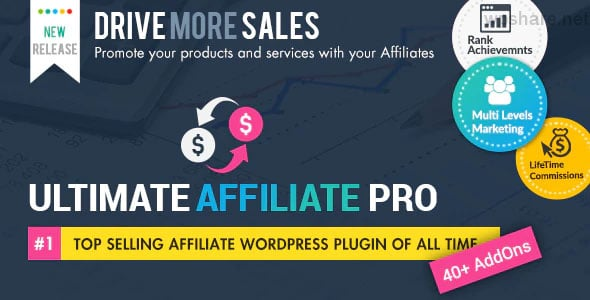 Ultimate Affiliate Pro WordPress Plugin v6.9
