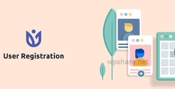 User Registration 1.9.6 – Custom Registration Form, Login And User Profile For WordPress