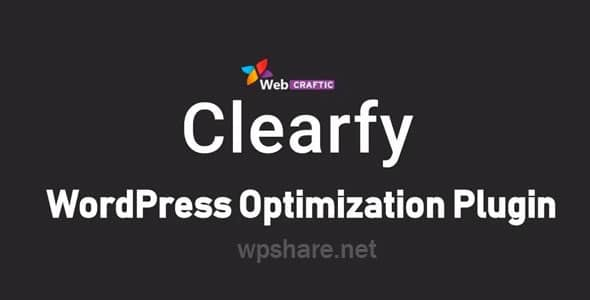Webcraftic Clearfy Business v1.8.7 – WordPress Plugin
