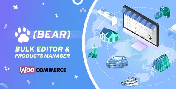 WOOBE 2.0.7 – WooCommerce Bulk Editor and Products Manager Professional