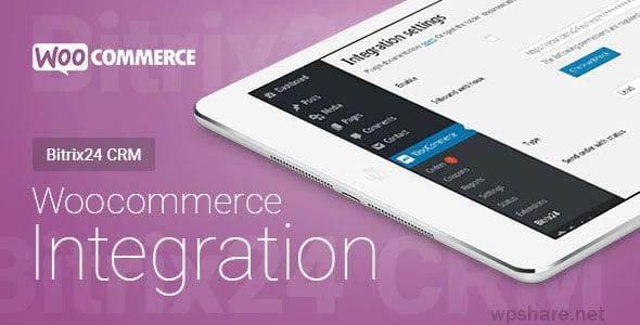 WooCommerce 1.38.2 – Bitrix24 CRM – Integration