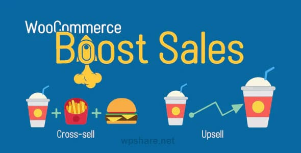 WooCommerce Boost Sales 1.4.3.1 – Upsells & Cross Sells Popups & Discount