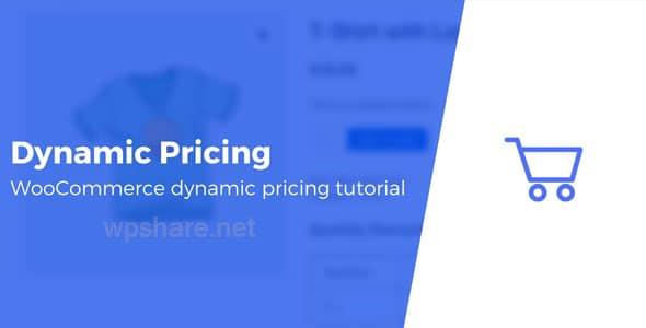WooCommerce – Dynamic Pricing v3.1.22