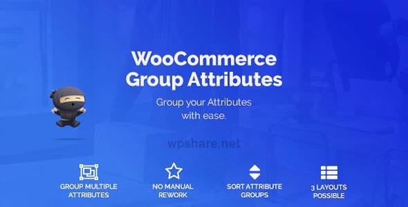 WooCommerce Group Attributes v1.7.4