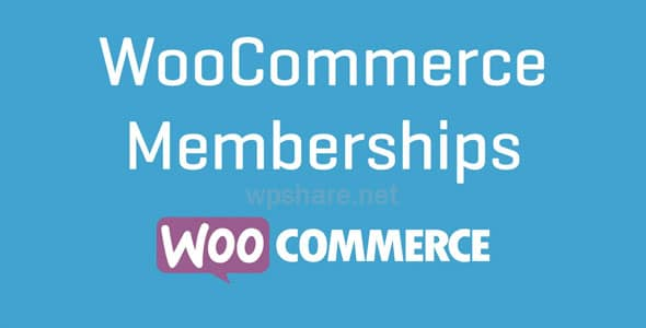 WooCommerce – Memberships v1.22.1