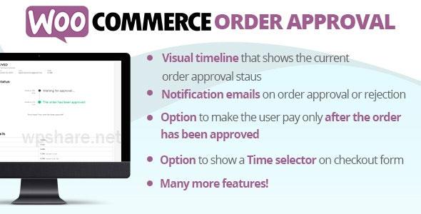 WooCommerce Order Approval v4.7