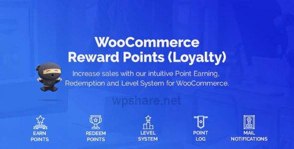 WooCommerce Reward Points v1.1.0