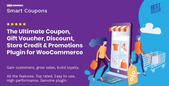 WooCommerce Smart Coupons v4.18.0