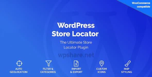 WordPress Store Locator 2.0.9