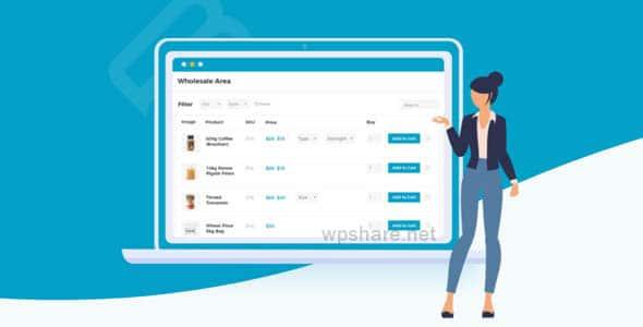 WooCommerce Wholesale Pro v1.5.1
