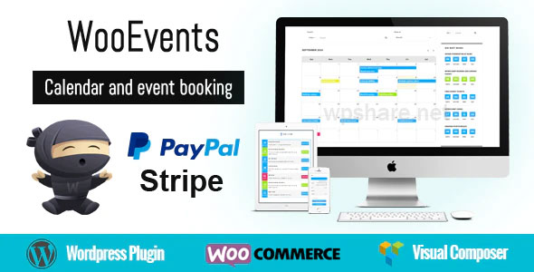 WooEvents 3.6.4 – Calendar and Event Booking