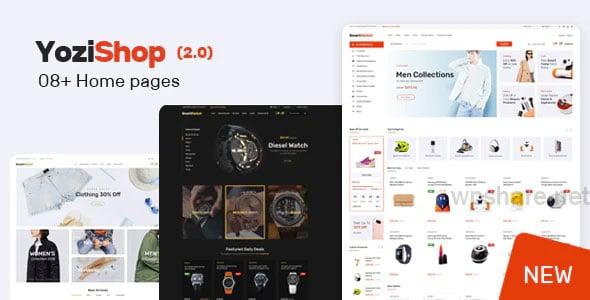 Yozi 2.0.31 – Multipurpose Electronics WooCommerce Theme