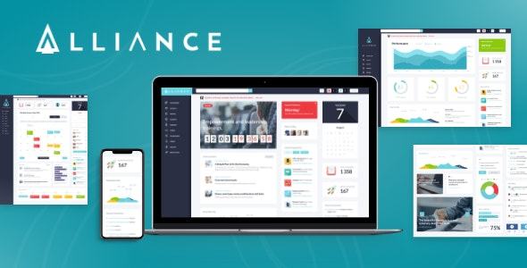 Alliance 2.4.7 – Intranet & Extranet WordPress Theme
