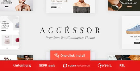 Accessories Shop 1.1.1 – Online Store, WooCommerce & Shopping WordPress Theme
