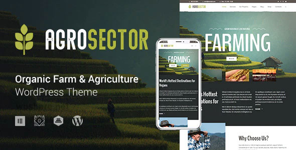 Agrosector 1.4.2 – Agriculture & Organic Food