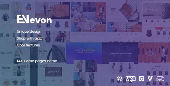 Evon 2.9 – Bag Store WooCommerce WordPress Theme