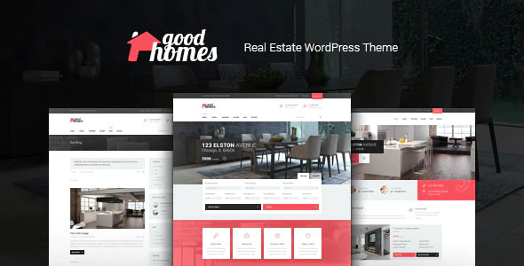 Good Homes 1.3.3 – A Contemporary Real Estate Theme
