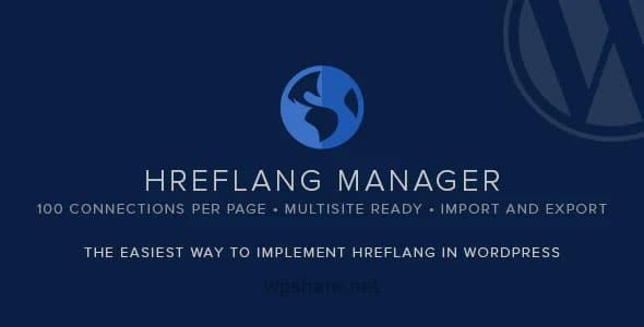 Hreflang Manager v1.12