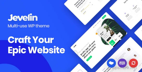 Jevelin 5.0 – Multi-Purpose Responsive WordPress AMP Theme
