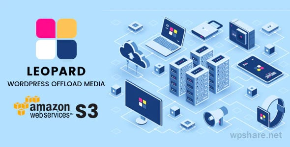 Leopard 2.0.10 – WordPress Offload Media